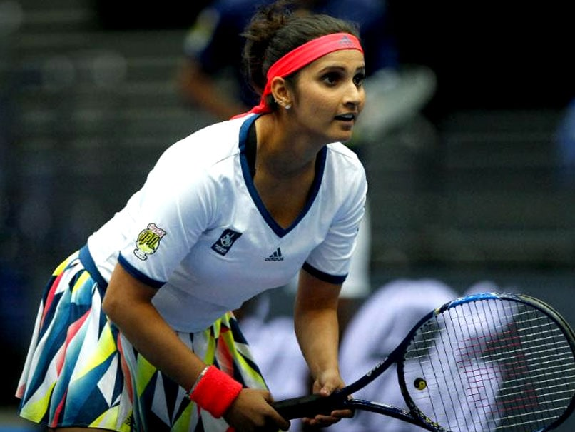 Wimbledon 2017: Sania Mirza Knocked Out Of Women