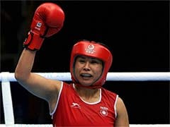 Sarita Devi Turns Pro, Eyes Asian Title in Six Months
