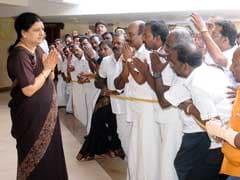 From Amma To Chinamma, It's Official. Sasikala Natarajan To Be Party Chief