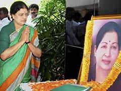 एआईएडीएमके की पार्टी महासचिव बनी शशिकला, जयललिता और एमजीआर को दी श्रद्धांजलि
