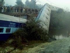 Kanpur Train Accident: Over 40 Injured As Sealdah-Ajmer Express Derails
