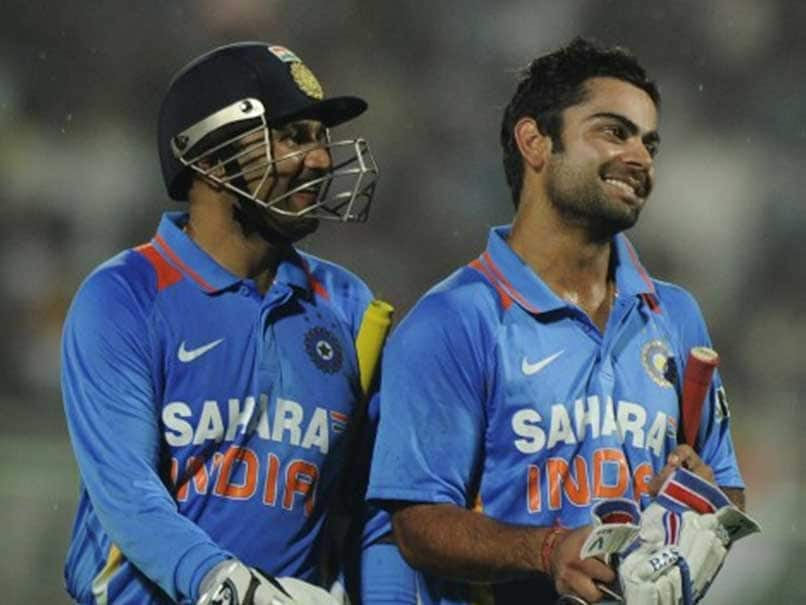 Virat Kohli Should Change Name to 'Badal' - Virender Sehwag Explains Why