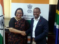 India Donates R2 Million To Nelson Mandela Foundation In South Africa