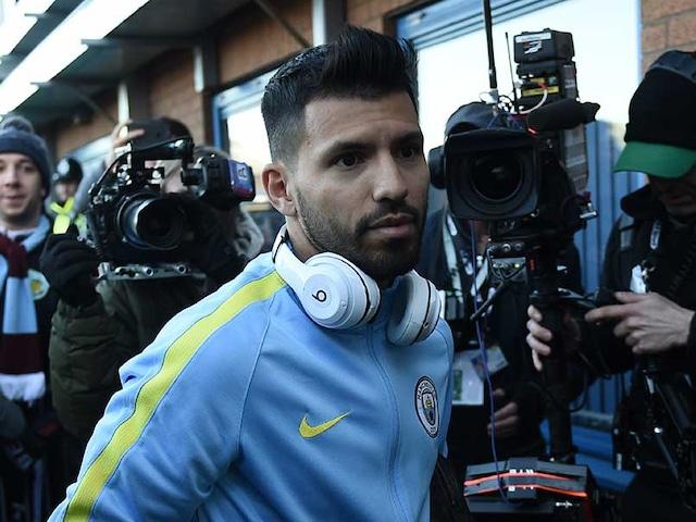 Sergio Agueros Four-Match Ban Confirmed