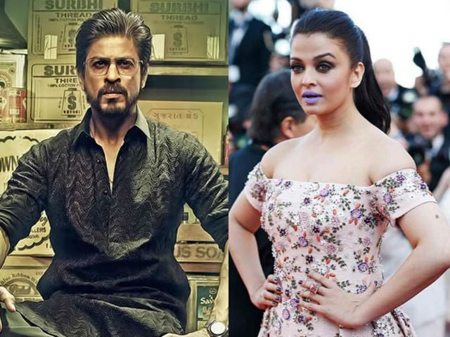 Raees Trailer To Aishwarya's Purple Lips: 10 Things To Remember 2016 By