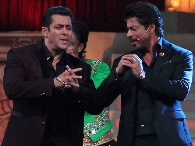 Shah Rukh Khan, Salman Khan Forever. Another Film Together 'Will Happen'