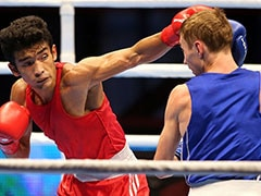 Silver For Shiva Thapa At Asian Boxing Championships