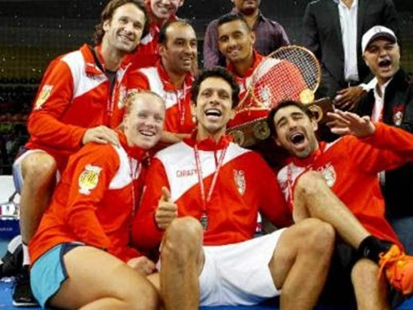 Indian Aces End Runner-up Again, Lose IPTL Final to Singapore Slammers