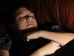 स्लीप एपनिया से हो सकता है दिल को ख़तरा
