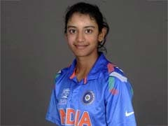 Smriti Mandhana Lone Indian in ICC Women's Team of the Year