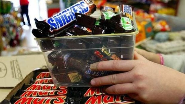 Snickers Maker Criticizes Industry-Funded Paper on Sugar