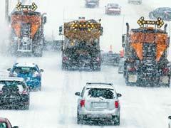 चीन में भारी बर्फबारी से हुई तबाही, एक हफ्ते में 21 लोगों की मौत