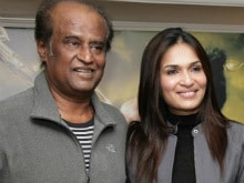 Rajinikanth's Daughter Soundarya Files For Divorce From Ashwin