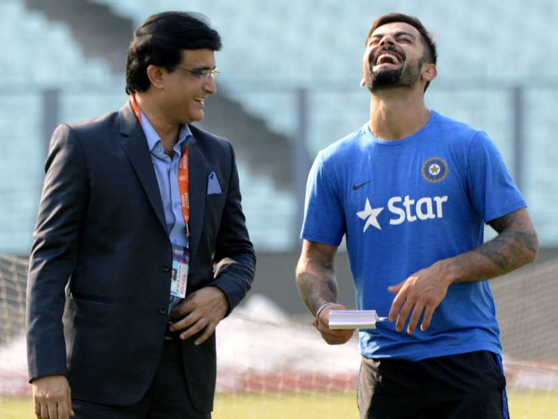 Virat Kohli Right Successor Of MS Dhoni: Sourav Ganguly