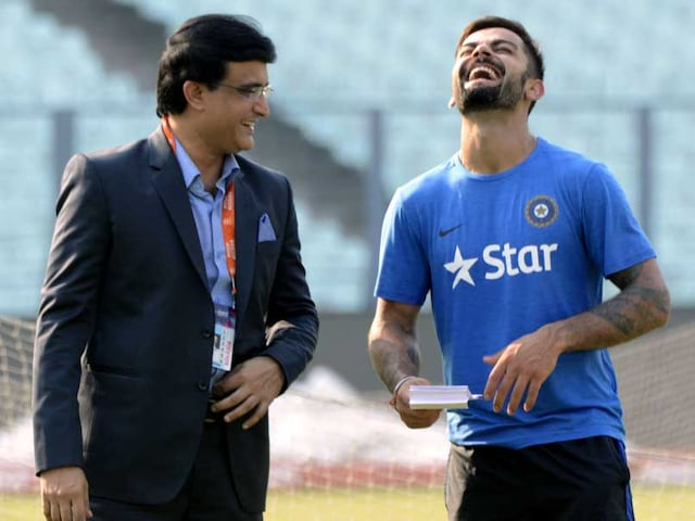 India vs Australia: Virat Kohli Did What Sachin Tendulkar Couldnt, Says Sourav Ganguly