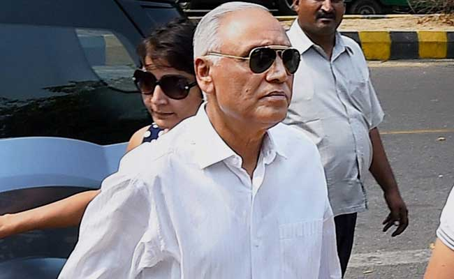 Court Allows VVIP Chopper Scam Accused SP Tyagi To Travel Abroad