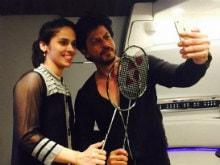 Why Shah Rukh Khan Offered To Hold Saina Nehwal's Hand