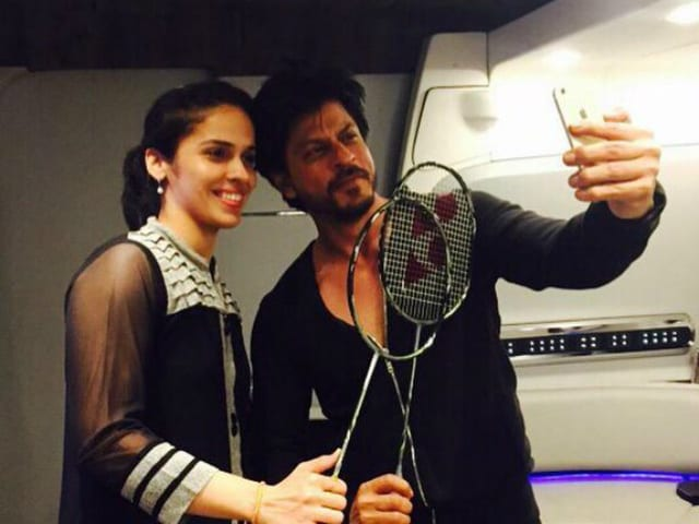 Why Shah Rukh Khan Offered To Hold Saina Nehwal's Hand