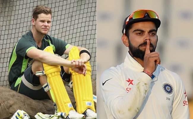 ऑस्ट्रेलिया का 'माइंड गेम', भारत दौरे  में विराट कोहली को गुस्सा दिलाने की कोशिश करेंगे स्टीव स्मिथ व उनकी टीम