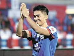 More Matches Will Help Improve Football Ranking: Sunil Chhetri