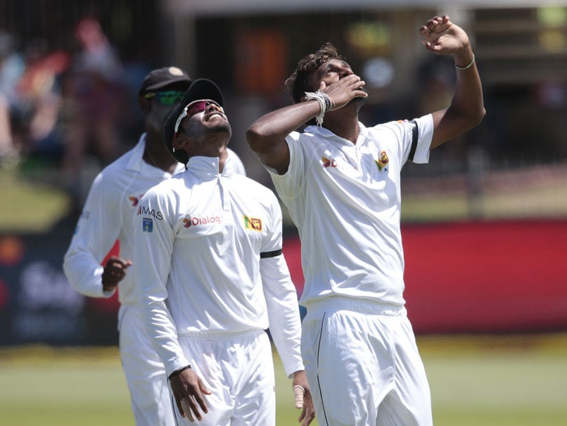 South Africa vs Sri Lanka: Suranga Lakmals 5 Wickets Stop Proteas In Their Tracks