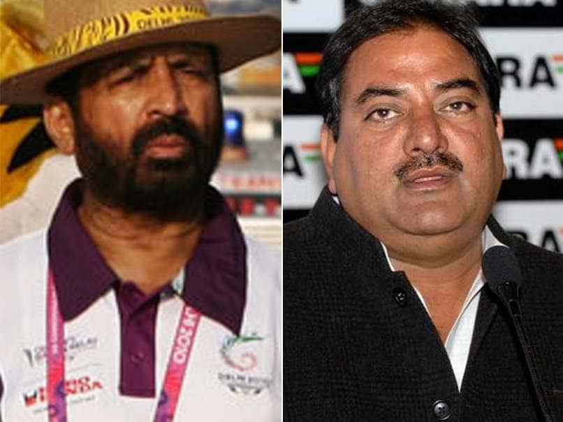 IOA Cancels Suresh Kalmadi, Abhay Chautala's Appointments; Sports Ministry Welcomes Move