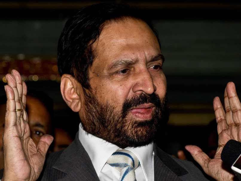Suresh Kalmadi, Accused in CWG Scam, Appointed Indian Olympic Association Lifetime President