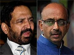 Suresh Kalmadi's Appointment in Indian Olympic Association Totally Unacceptable, Says Vijay Goel