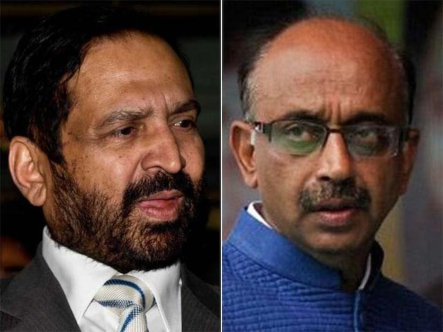 Indian Olympic Association Suspended For Naming Suresh Kalmadi, Abhay Chautala As Life Presidents