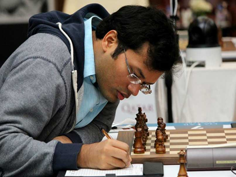 Surya Shekhar Ganguly Holds Magnus Carlsen At World Rapid Championship
