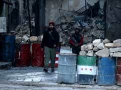 Rebels Tell US They Won't Leave Aleppo; Army Sees Operation Over In Weeks