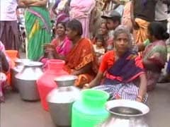 After Cyclone Vardah, Tamil Nadu District Goes To Petrol Pumps -- For Water