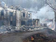 Residents Line Up To See Wildfire-Ravaged City; 13 Dead