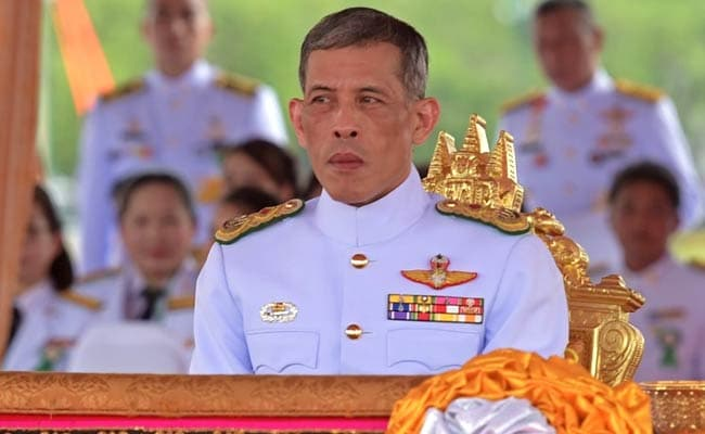 Thai king fires more officials for