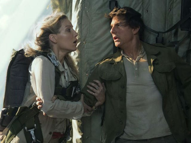 Tom Cruise's The Mummy Trailer Is Viral. But Not Everyone's Pleased