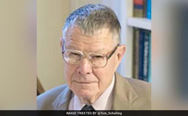 नोबेल पुरस्कार से सम्मानित 95 वर्षीय अर्थशास्त्री थॉमस शेलिंग का निधन