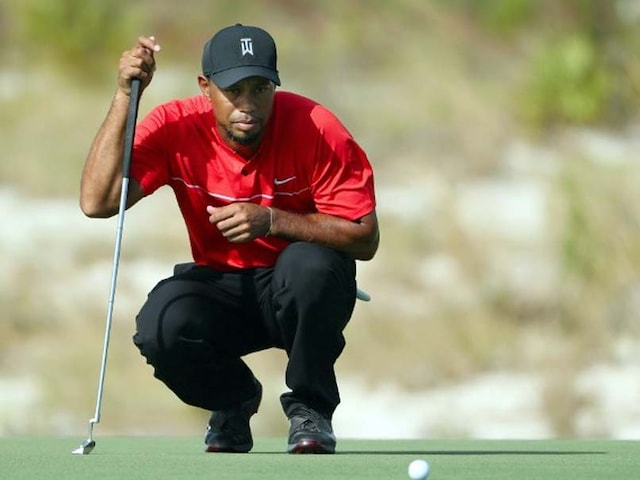 Five Drugs Found in Tiger Woods System After Arrest