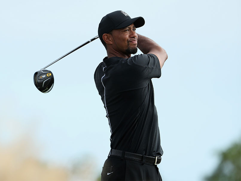 Tiger Woods Begins Comeback After Surgery at World Challenge