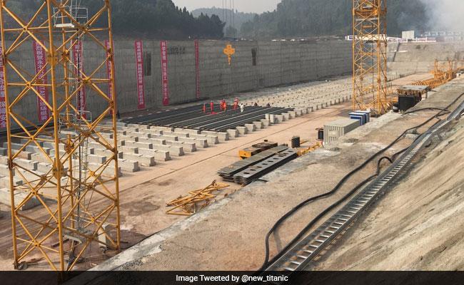 China Theme Park To Raise The Titanic, With Wi-Fi