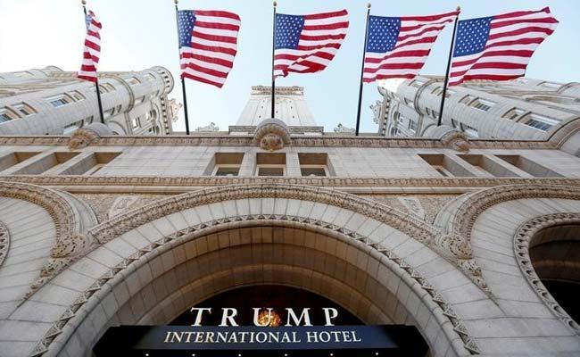Donald Trump's Washington Hotel A Conflict Of Interest: Democratic Lawmakers