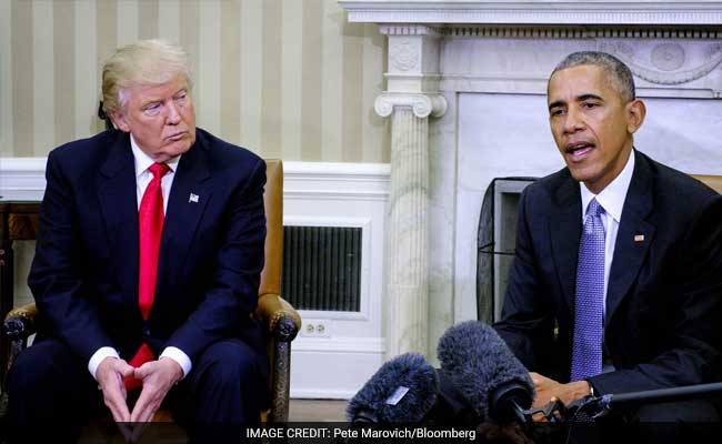 Donald Trump Mulling Fate Of Young Immigrants Protected By Barack Obama