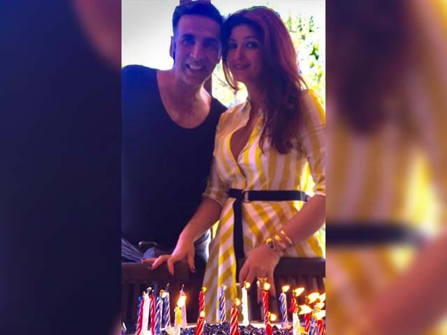Inside Twinkle Khanna's 'Bittersweet' Birthday: Wine, Cake And Akshay Kumar