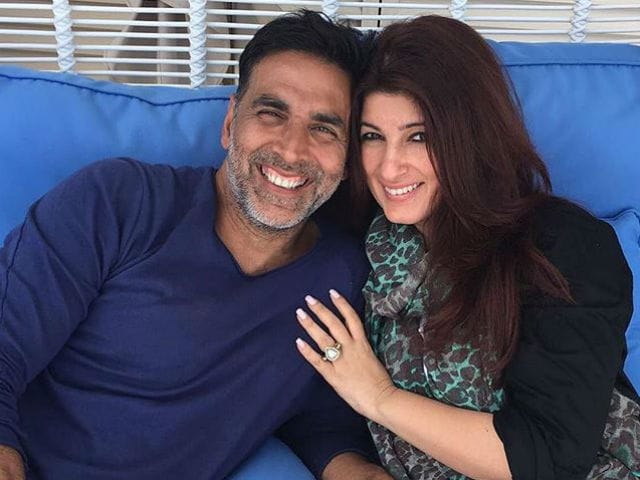 Twinkle Khanna Says Akshay Kumar Doesn't Read But Is 'Really Smart'