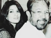 Twinkle Posts Old Pic With Father Rajesh Khanna On Shared Birthday