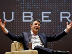 Uber's Travis Kalanick Landed In India Without A Visa