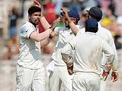 1st Test, Day 1: Umesh Yadav Stars as India Dominate Australia in Pune