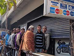 Notes Ban: In Uttar Pradesh Town, Only One ATM In 53 Is Working