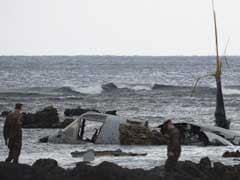 US Osprey Flights In Japan Halted After Crash