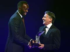 Usain Bolt Wins Unprecedented Sixth Athlete of Year Award