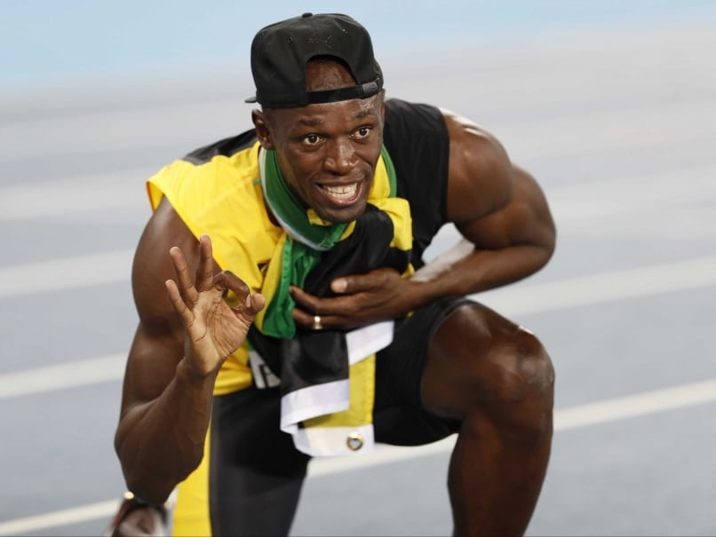 usain bolt ndtv